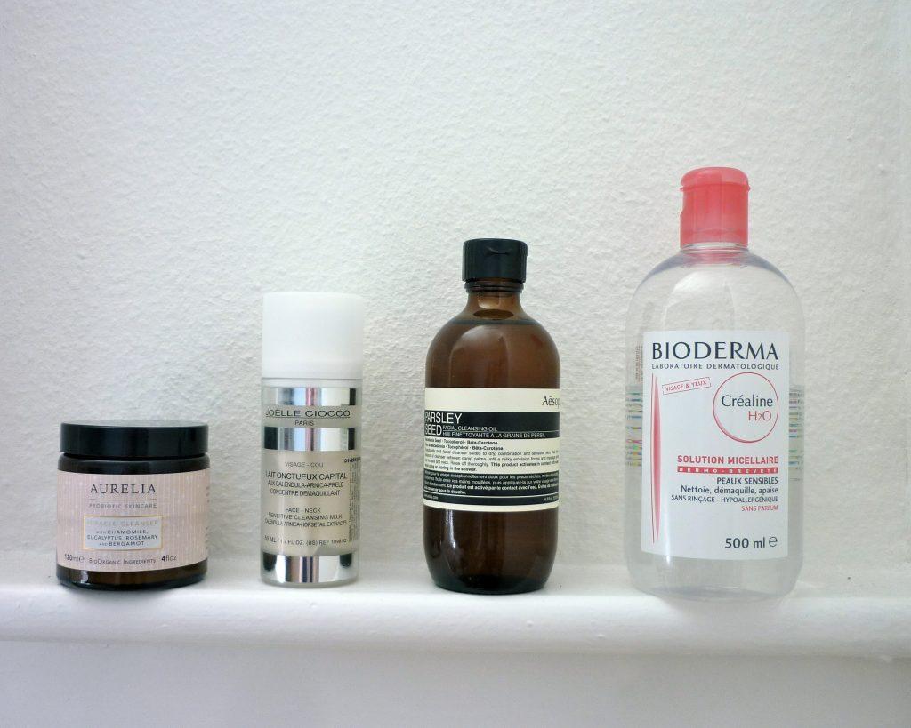 Le démaquillage : le premier geste pour une belle peau