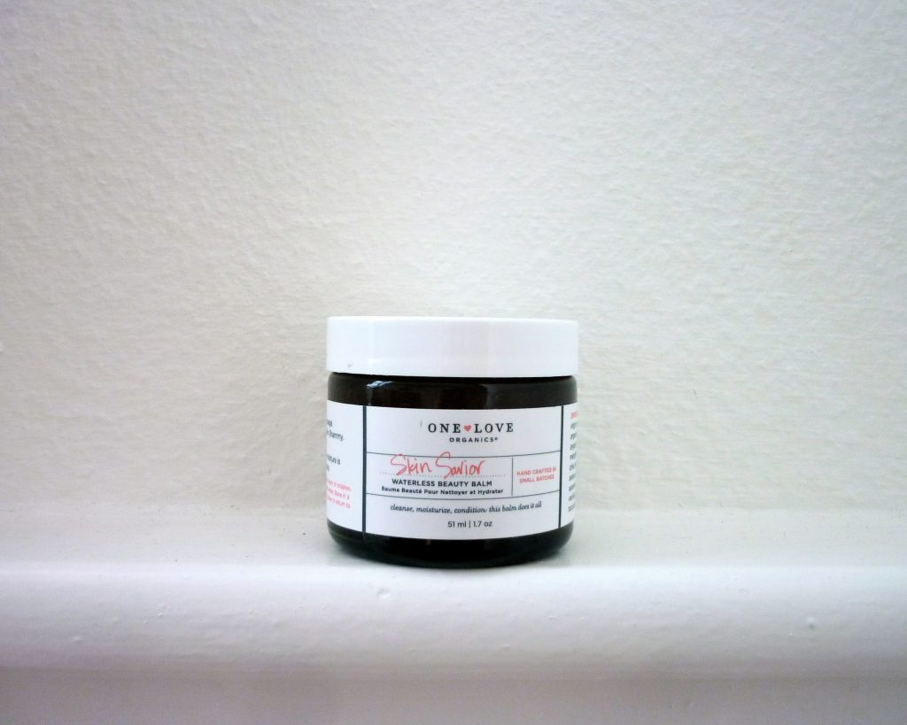 Skin Savior de One Love Organics, le baume à tout faire qui vous veut du bien