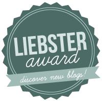 Tag : Liebster Award