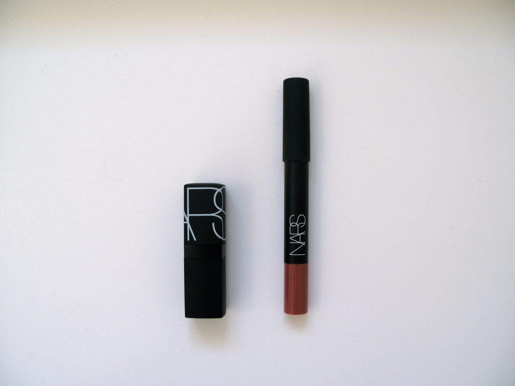 nars dolce vita lipstick velvet matte lip pencil 2