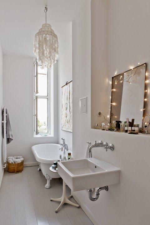 La salle de bain de rêve