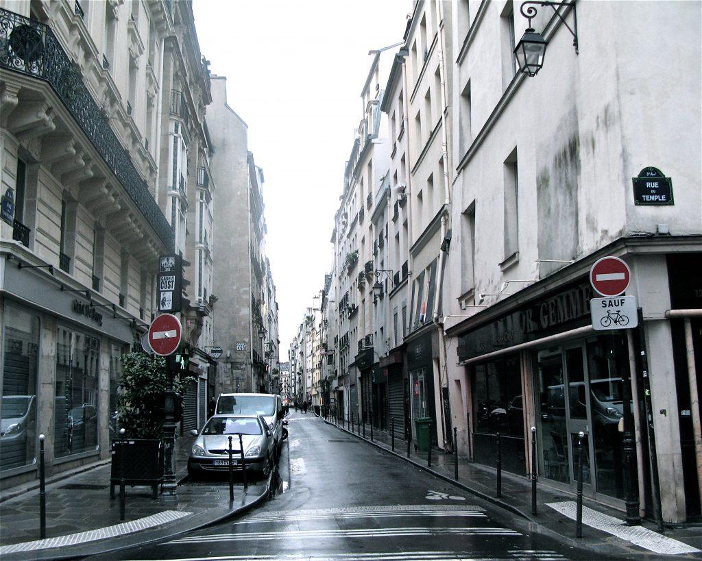 Séjour parisien