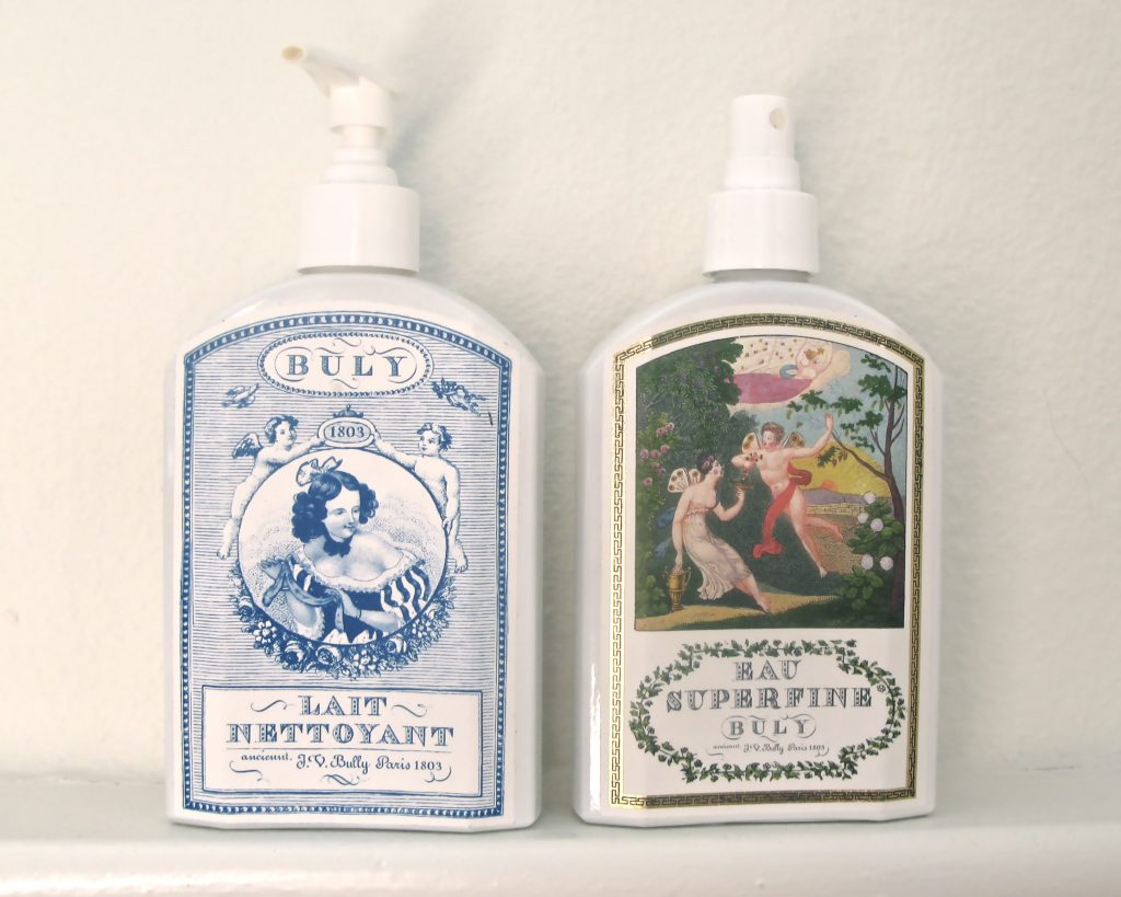 lait nettoyant buly 1803 eau superfine buly1803